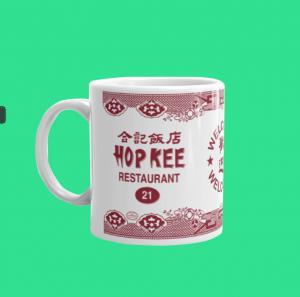 Hop Kee mug