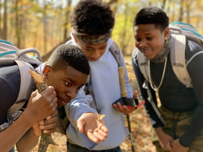 Found in the Woods: What City Kids Learn in the Wilderness