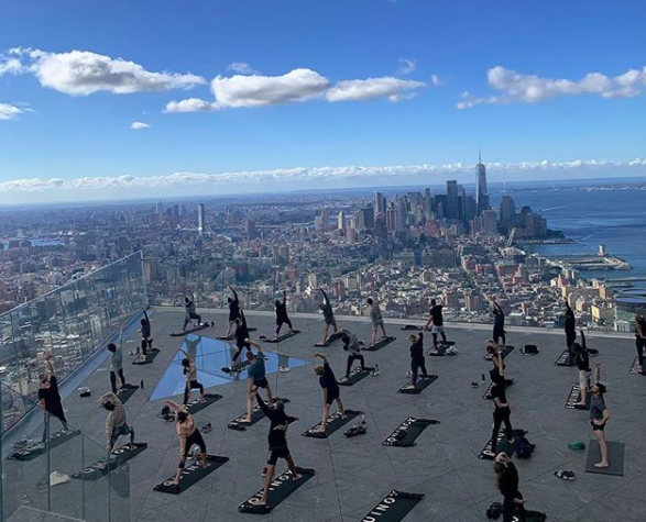 Survival of the Fittest - Staying Fit in New York