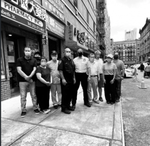 A Time to Bond - The Finest NYPD