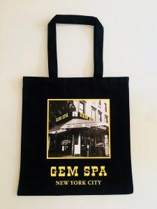NYC Gifts Gem Spa Tote Bag