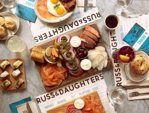 NYC Gifts Russ & Daughters